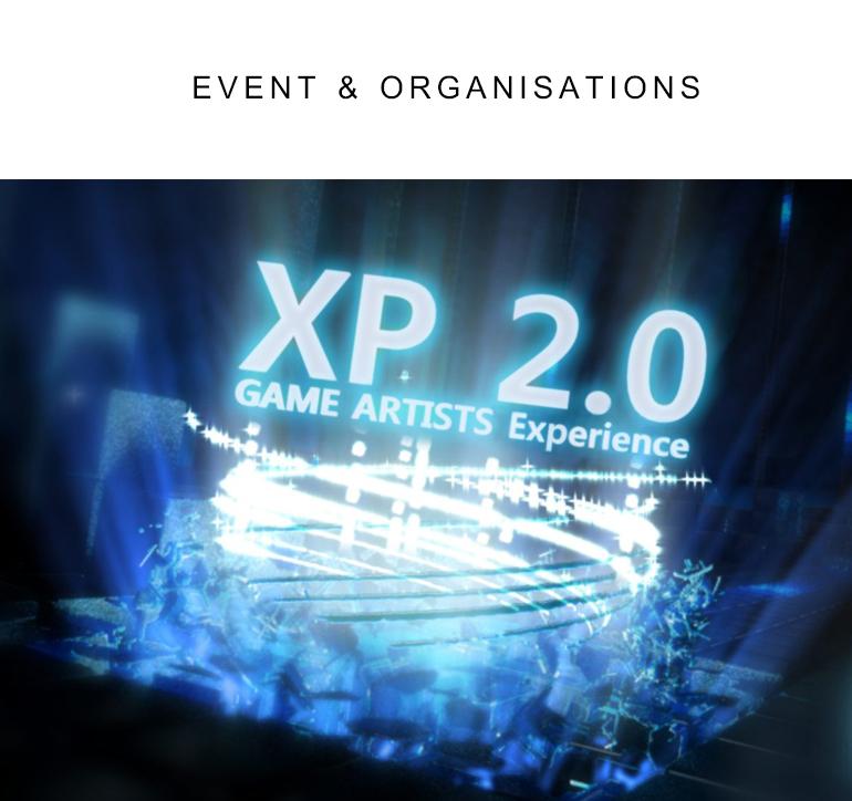EVENTS & ORGANISATION