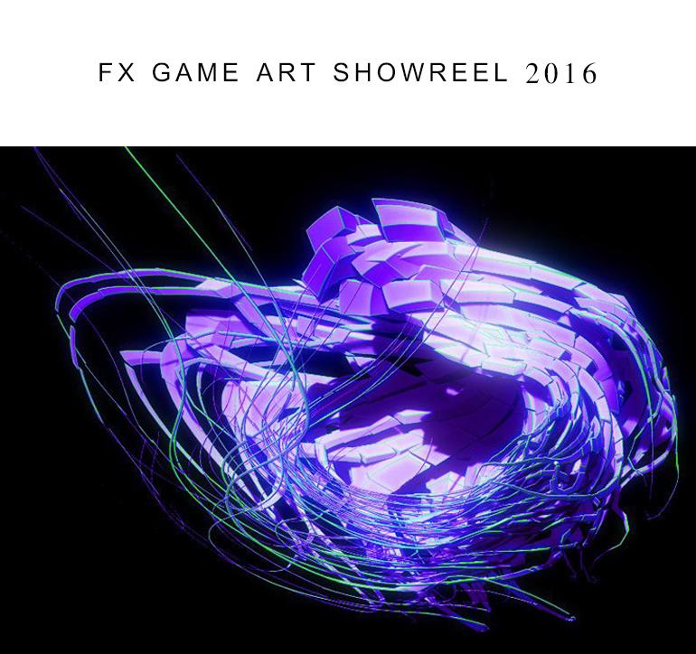 FX GAME ART SHOWREEL
