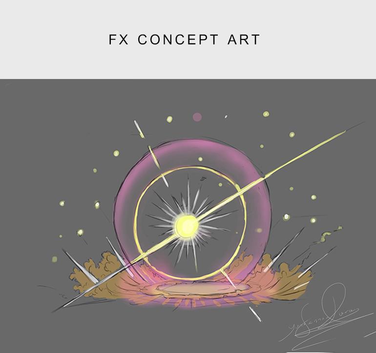 FX Concept Art